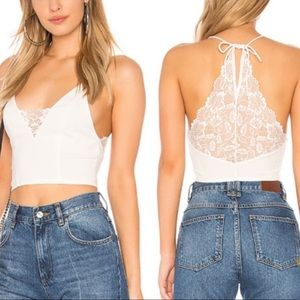 Free People Lace Bralette